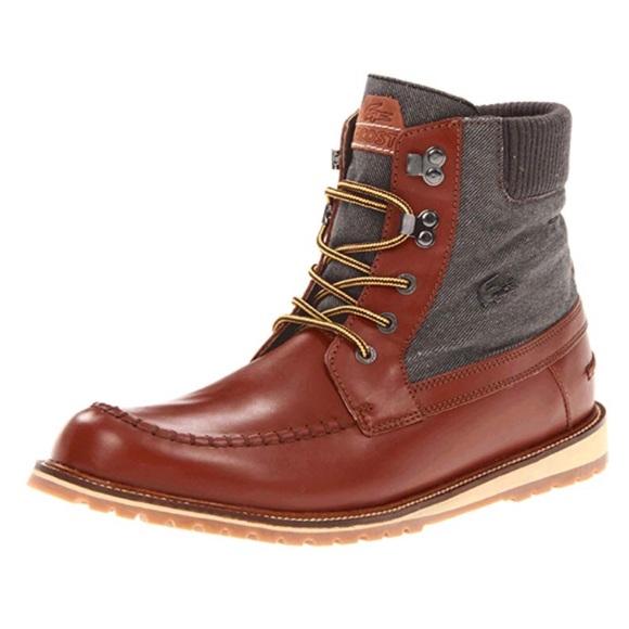 4cda51634eb191 Men s Lacoste Lousteau II Boots